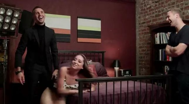 miażdżące porno Brazzers big cock