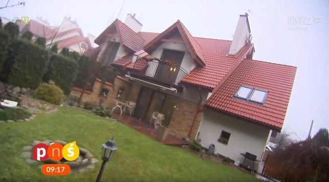 Dom z zewnątrz - Tak mieszka król disco polo. Willa Zenka Martyniuka to marzenie - WP Gwiazdy