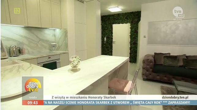 Kuchnia Honorata Skarbek Pokazała Mieszkanie W Ddtvn