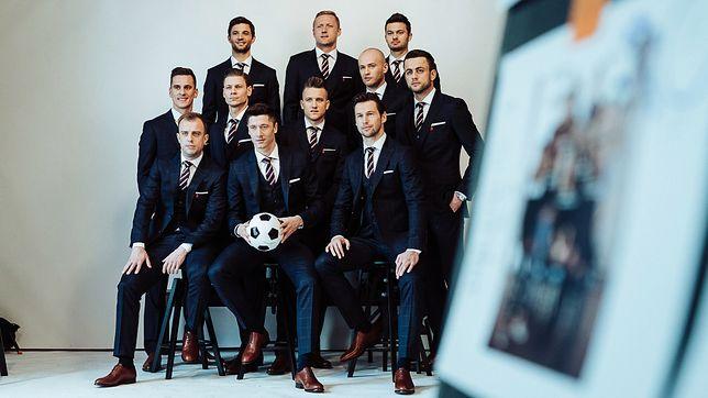 c6ceb6e2e03e1 Vistula stworzyła formalny strój dla Reprezentacji Polski w piłce nożnej
