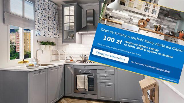 Tajna Promocja Na Kuchnie W Sklepach Ikea Zobacz Jak Z