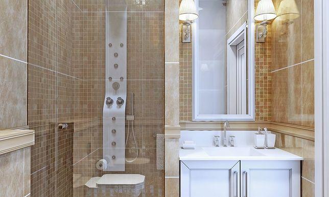 Bezbłędna Aranżacja łazienki W Bloku Jest Kilka Zasad