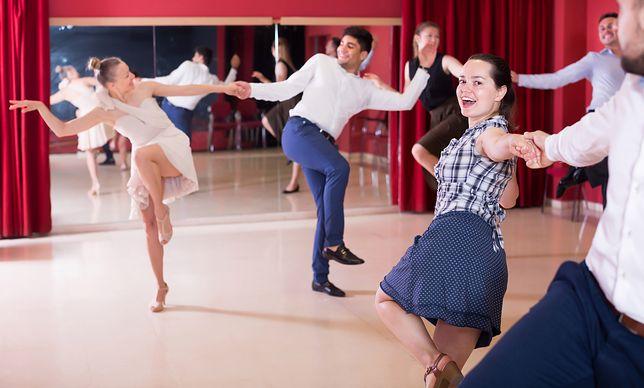 58070268706c Swing - historia i kroki podstawowe tańca - WP Kobieta