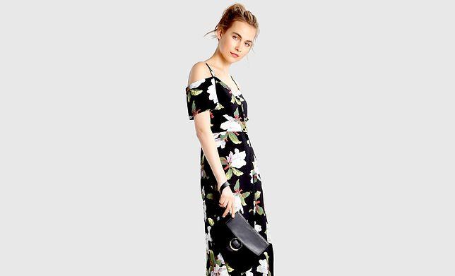 b1b6b434ed Sukienki midi na lato - WP Kobieta