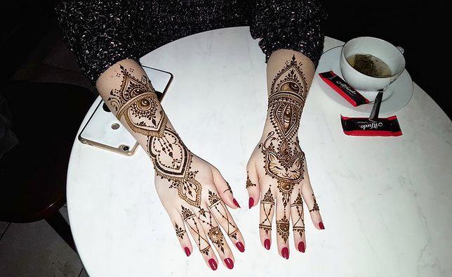 Wzory Na Tatuaże Z Henny Wp Kobieta
