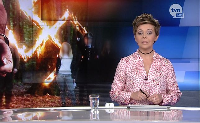 Znak Rozpoznawczy Justyna Pochanke Pierwsza Dama Faktów Wp
