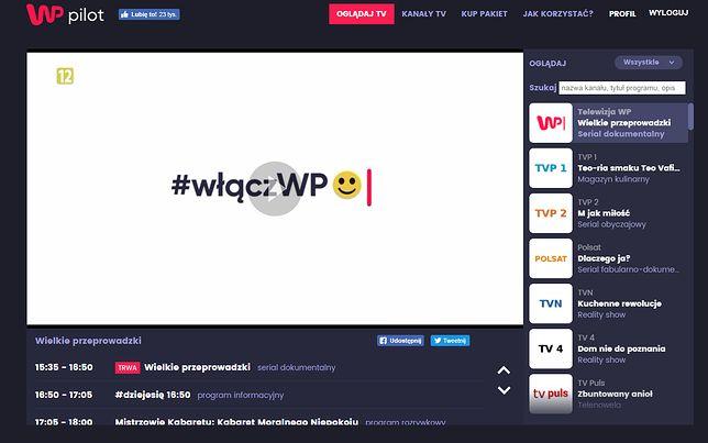 Wp Pilot Telewizja W Internecie Za Darmo I Legalnie Wp Tech