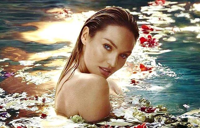 Victoria Secrets modele nago