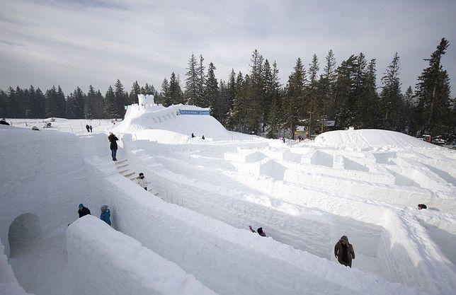 Zakopane Zima Nie Tylko Na Nartach Znajdziesz Wiele Ciekawych