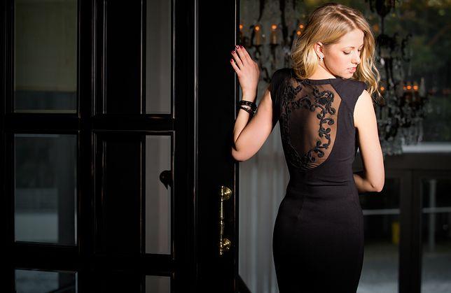 992f4ec8f4 Sukienka z koronką - inspiracje na zimę - WP Kobieta