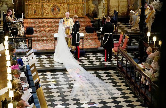 Suknia ślubna Meghan Markle Jest Od Givenchy Wp Kobieta