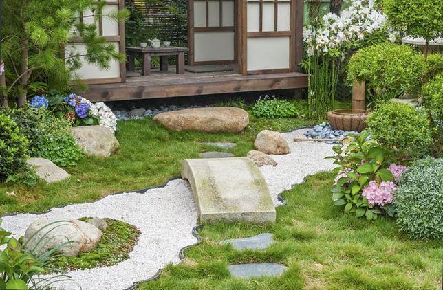 Jak Urządzić Ogród Japoński Wp Dom