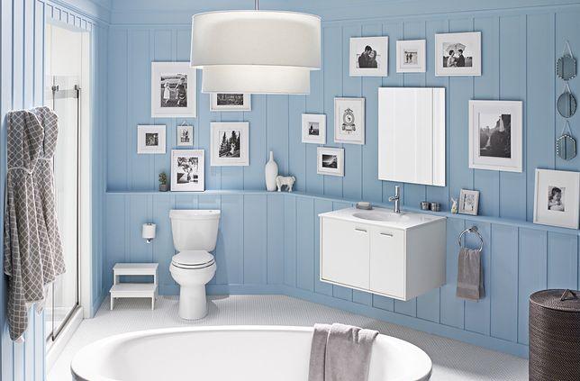 łazienka Bez Płytek Zobacz Ciekawsze Pomysły Na ściany Wp Dom