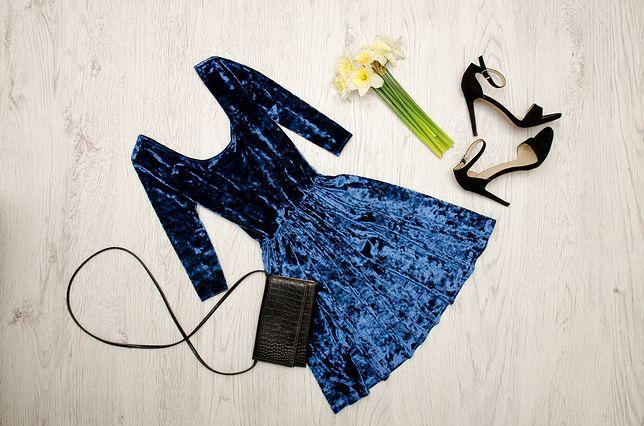 0cb79081e1 Welurowe ubrania idealne na zimę. Hit w damskiej modzie - WP Kobieta