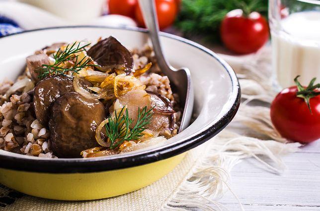 Gryczotto Z Grzybami I Prazonymi Orzechami Pyszny Pomysl Na Obiad