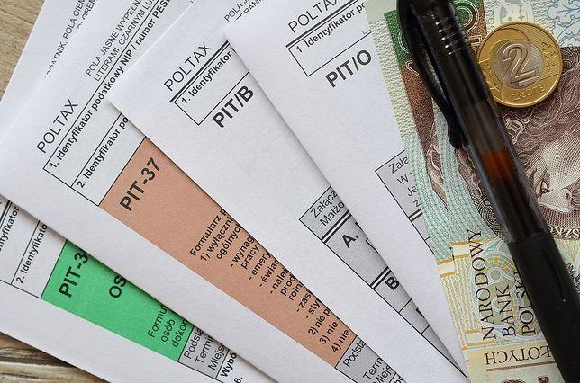 Znalezione obrazy dla zapytania podatki