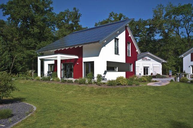Modish Kolor elewacji domu - jak go wybrać? Kolorowe elewacje w praktyce ZX57
