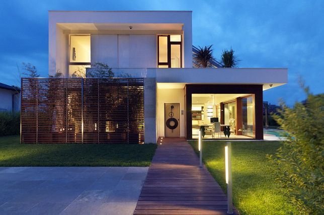 Oświetlenie Zewnętrzne Domu Jak Wybrać Najlepsze Wp Dom