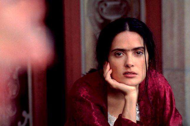 Salma Hayek filmy erotyczne