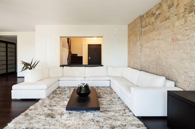 Pomysł Na ścianę W Salonie Dekoracyjny Kamień ścienny Wp Dom