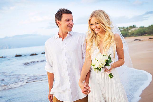 a1741e01d7 Suknie ślubne na ramiączkach - przegląd inspiracji - WP Kobieta