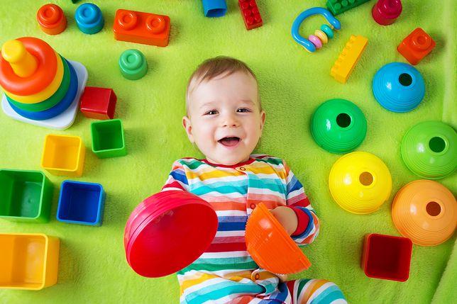 Zabawki edukacyjne dla dzieci w wieku 6 12 miesięcy jakie