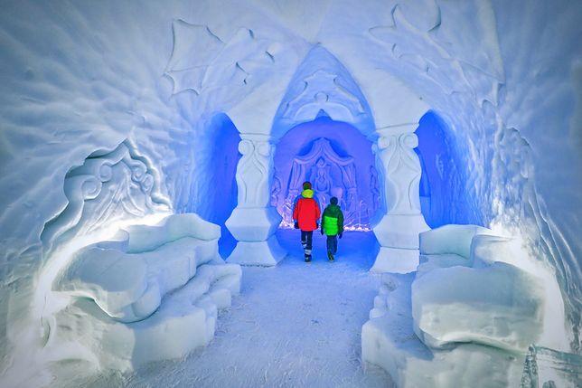 Pałac Królowej śniegu Nowym Hitem Zimowe Atrakcje Zakopanego