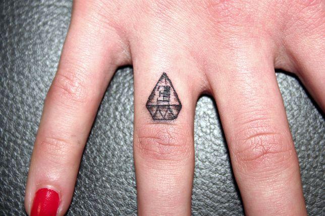 Tatuaż Diament Inspiracje Wp Kobieta