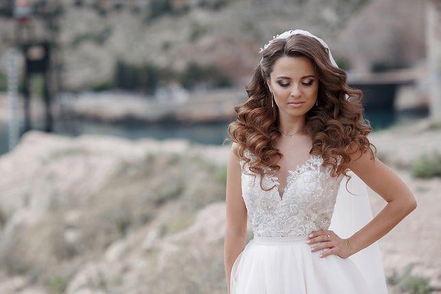 Fryzury ślubne Z Długich Włosów Wp Kobieta