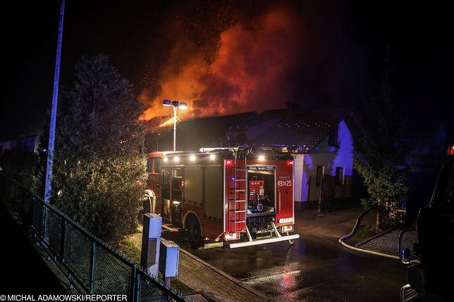 Płonące śmietniki I Samochody W Sylwestra Większość