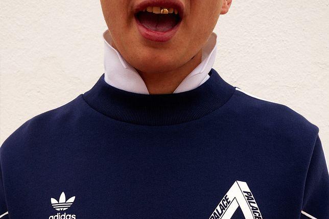 Blondey McCoy gwiazdą kolekcji Adidas Originals x Palace