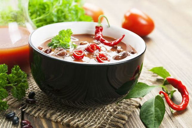 Zupa Meksykańska Najbardziej Wartościowe Zupy Wp Kuchnia