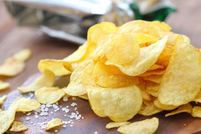 8 Pomyslow Na Domowe Chipsy Wp Kuchnia