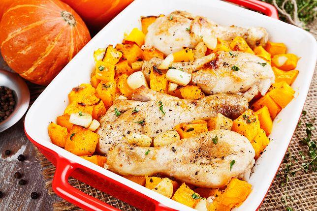 Udka Z Kurczaka Zapiekane Z Dynia Pyszny Pomysl Na Obiad Przepis