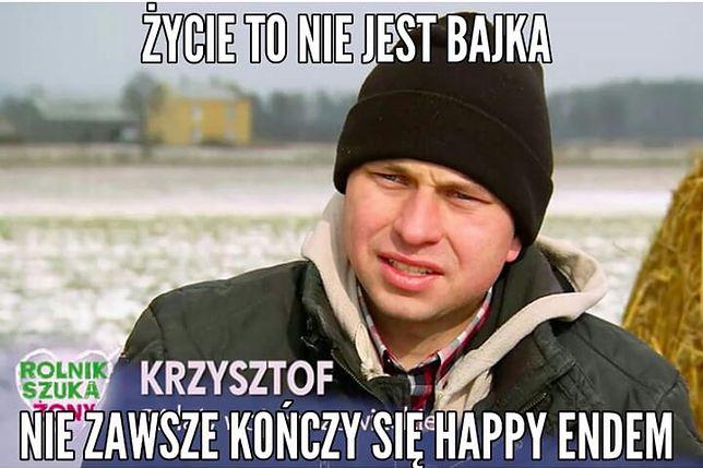 Krzysztof Rolnik Szuka żony Memy Po Odcinku Show Tvp