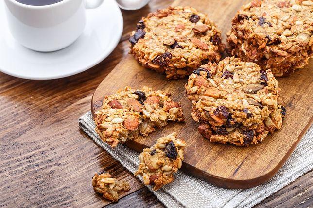 Ciasteczka Owsiane Fit Dietetyczne Przepisy Wp Kobieta