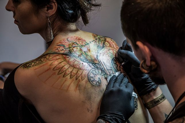 Wzory Tatuaży Na Plecy Wp Kobieta