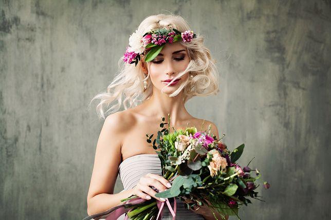 Fryzury ślubne Włosy Do Ramion Wp Kobieta