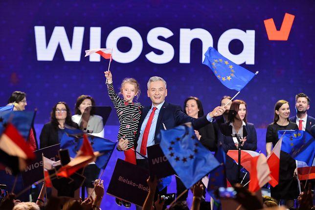 nowy autentyczny zawsze popularny nowy autentyczny Robert Biedroń do Kaczyńskiego: panie prezesie, wara od ...