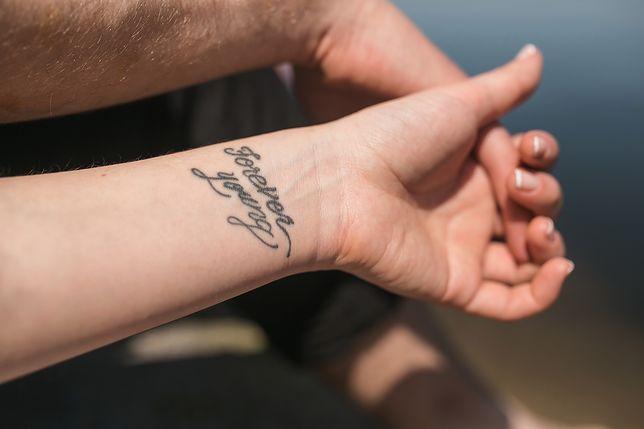 Tatuaże Damskie Na Rękę Wp Kobieta