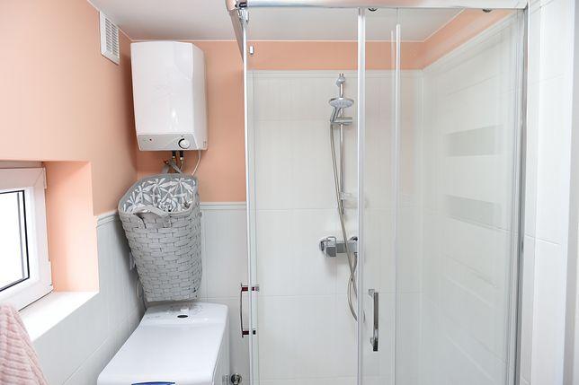 śliczna łazienka Nasz Nowy Dom Koszmar Zmienił Się W