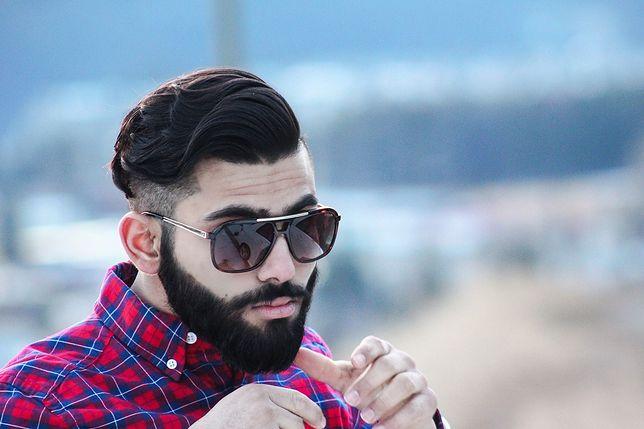 Modne Męskie Fryzury Włosy Krótkie średnie Długie Z Zakolami