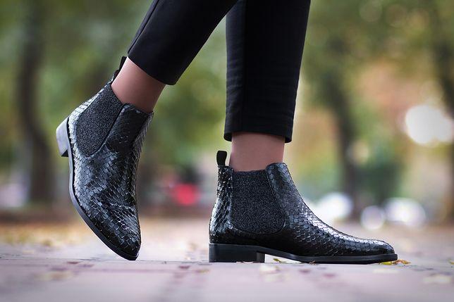 dddc82c86bfc0 Skórzane sztyblety. Najlepsze buty na okres przejściowy - WP Kobieta