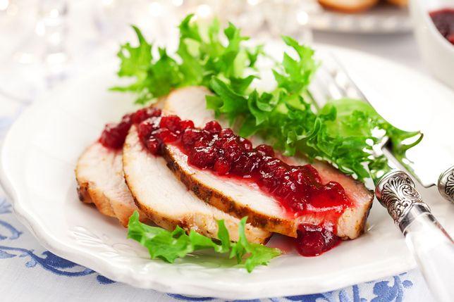 Piers Z Indyka W Sosie Zurawinowym Prosty I Smaczny Obiad Przepis