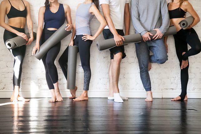 dc5a9e1427 Strój na fitness - jak ubrać się na zajęcia fitness  - WP Kobieta