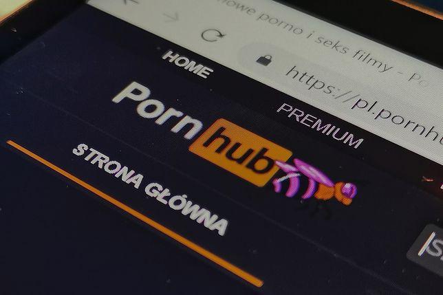 Dziewczyna na topie porno