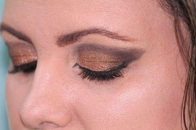 Złoty Makijaż Nie Tylko Na Specjalne Okazje Wp Kobieta