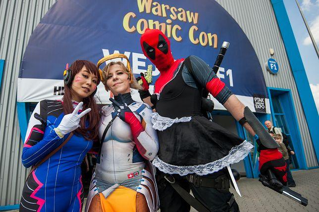 komiks cosplay porno