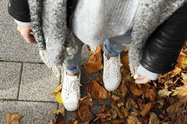 db688018 Założysz je do płaszcza i kurtki. Te sneakersy będziesz nosić jesienią i  zimą