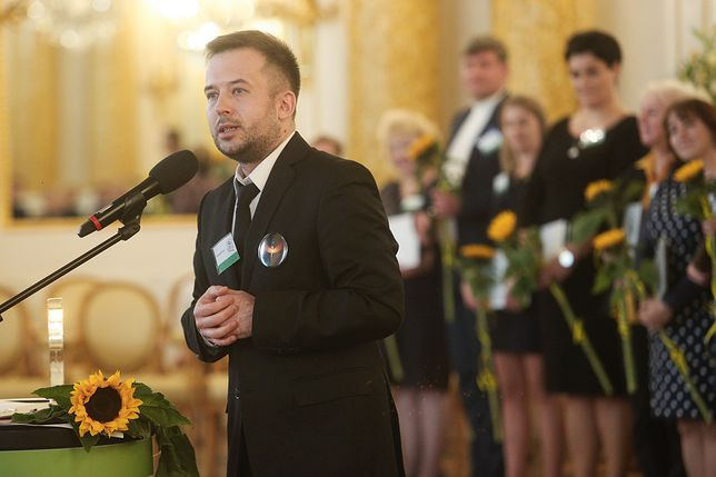 Przemyslaw Staron Nauczyciel Roku